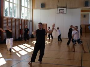 Træning af håndform